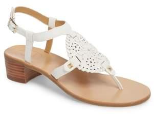 Jack Rogers Gretchen Block Heel Sandal
