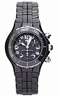 Technomarine Women's TCB02C MoonSun Ceramic Silver-Plated Watch