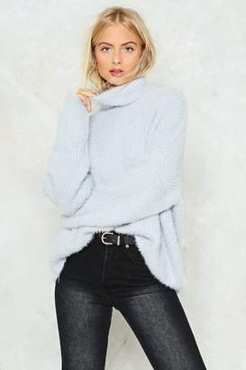 Nasty Gal Knit's a Miracle Turtleneck Sweater