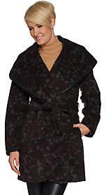 G.I.L.I. got it love it G.I.L.I. Shawl Collar Belted Coat