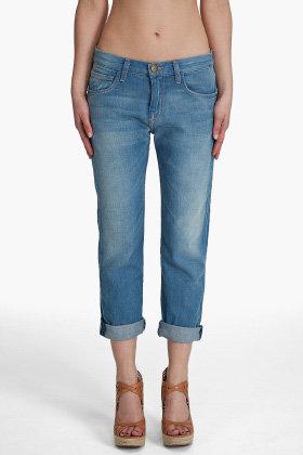 CURRENT/ELLIOTT BOYFRIEND Sunshadow Jeans