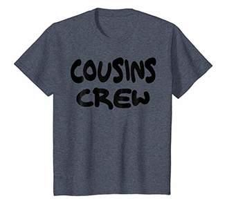 Cousin Crew Shirt Best of Relative Cousins Tshirt Black