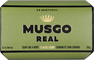 """Claus Porto Moisturizing Vegetable Oil Soap """"Soap on A Rope"""""""