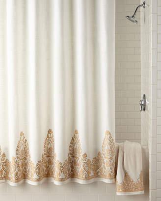 John Robshaw Nadir Shower Curtain