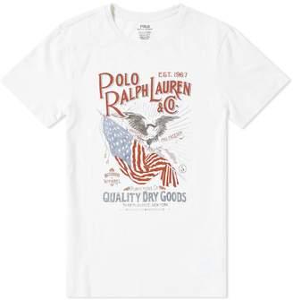 Polo Ralph Lauren Eagle Print Tee