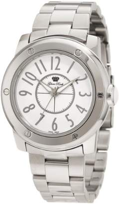 Glam Rock Women's GR50008 Aqua Rock Dial Stainless Steel Watch