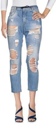BERNA Denim pants - Item 42681906HI
