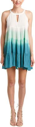 Aiden Ombre Shift Dress