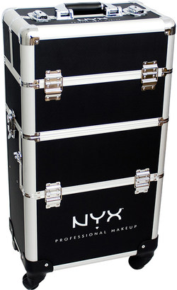 Nyx Cosmetics Make-up artist train case $315 thestylecure.com