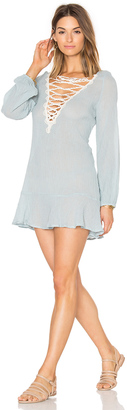 eberjey Sea Breeze Natalya Dress $125 thestylecure.com