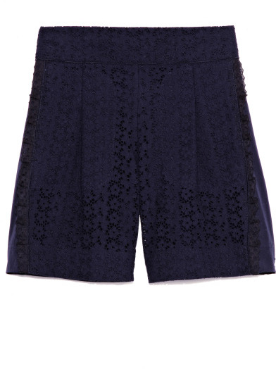 Nina Ricci Preorder Broderie Anglaise Shorts