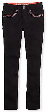 JCPenney Dreampop® Multicolor-Stitch Skinny Jeans – Girls 7-16