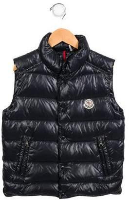 Moncler Boys' Tib Down Vest