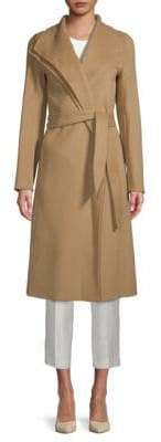 T Tahari Elliot Wrap Coat