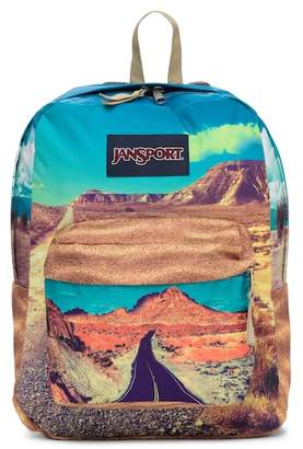JanSport High Stakes Desert & Road Backpack