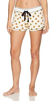 PJ Salvage Women's Cozy Lounge Pajama Shorts