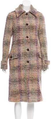 Missoni Wool-Blend Coat