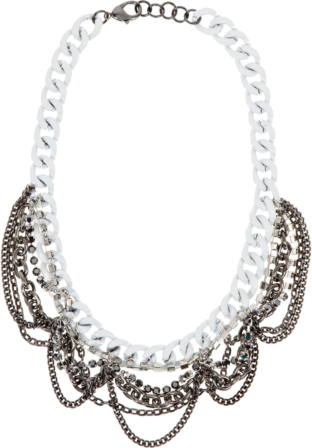 Angelique CHUNKY CHAIN NECKLACE