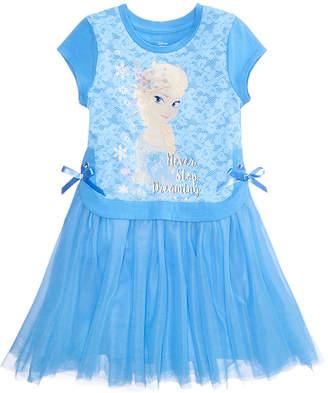 Disney Disney's Elsa Graphic-Print Dress, Toddler Girls