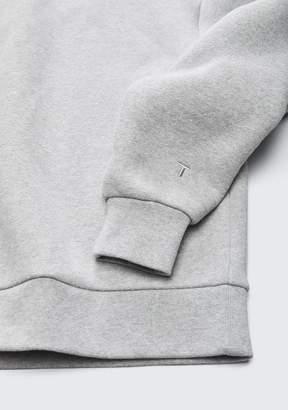 Alexander Wang (アレキサンダー ワン) - T By Alexander Wang Exclusive Dense Fleece Sweatshirt