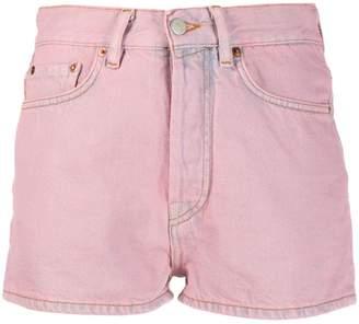 Acne Studios classic denim shorts