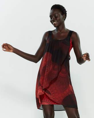 Desigual Brooklyn Printed Mini Dress