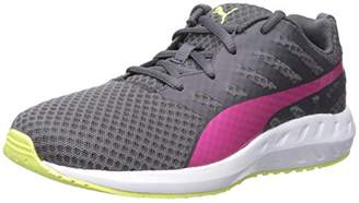 Puma Boys' Flare Mesh PS Running Shoe