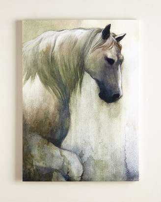 """Vince """"Noble Steed"""" Horse Print"""