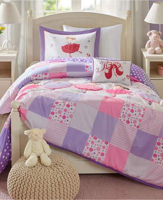Mi Zone Kids Twirling Tutu 3-Pc. Twin Comforter Set Bedding
