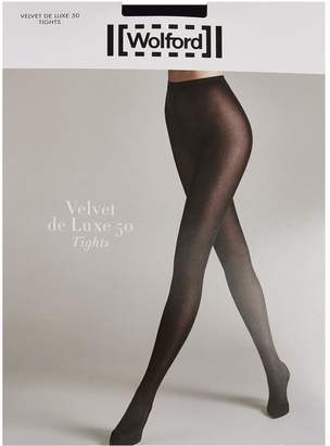 Wolford Velvet 50 Tights