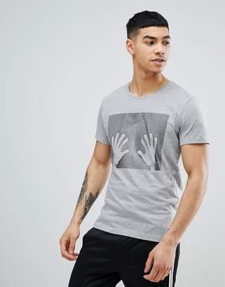 Blend of America Hand T-Shirt