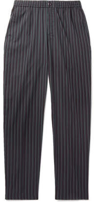 Stussy Bryan Striped Twill Trousers
