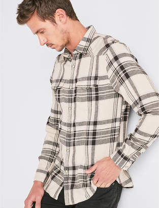 Lucky Brand WESTERN TWO POCKET SHIRT