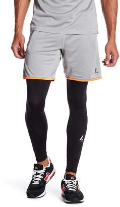 Lindbergh Dry Fit Running Shorts