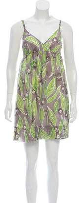 Vince Sleeveless Mini Dress