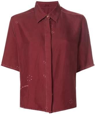 Hermes Pre-Owned shortsleeved shirt