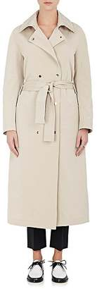 Giorgio Armani Women's Faille Belted Trench Coat $3,295 thestylecure.com