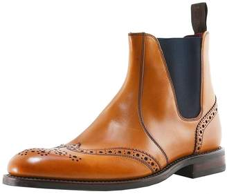 Loake 1880 Men's Leather Hoskins Chelsea Boots