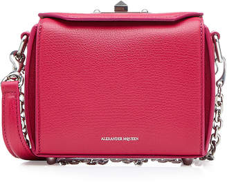 Alexander McQueen Leather Box Bag 16