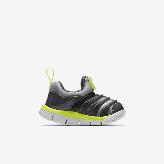 Nike Dynamo Free Print Infant/Toddler Shoe 8