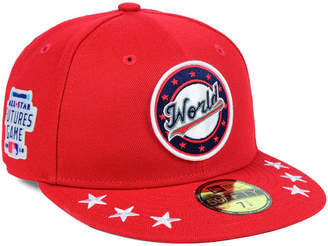 New Era World Baseball Futures Patch 59FIFTY Fitted Cap 2018