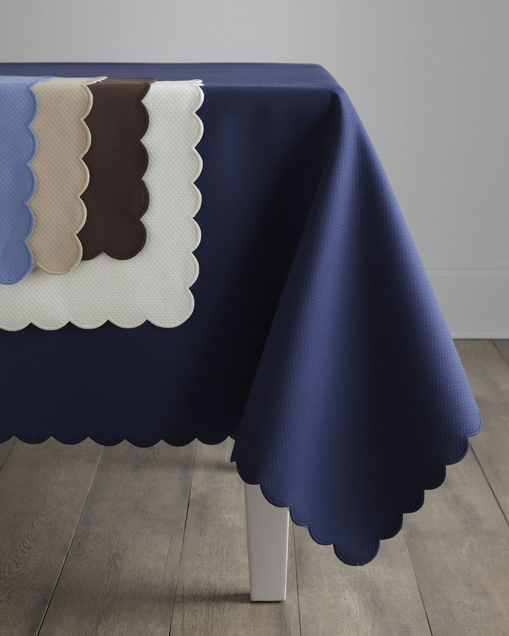 Matouk Savannah Tablecloths, Placemats, & Napkins Linens