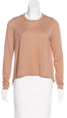 Rene Lezard Merino Wool & Silk Sweater