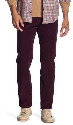 "Levi's 502 Mulled Wine Regular Tapered Pants - 29-34\"" Inseam"
