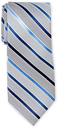 Perry Ellis Portfolio Xavi Stripe Silk Tie