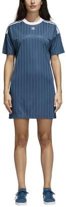 adidas Women's Trefoil Tee Dress (S, )