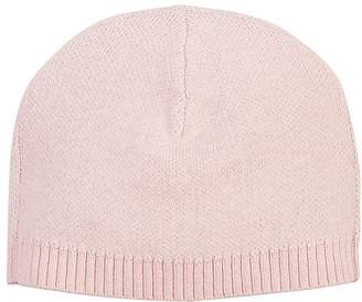 Barneys New York Kids' Stockinette-Stitched Hat