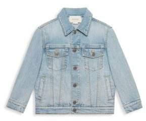 Gucci Boy's Oltremare Denim Jacket