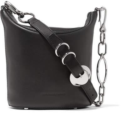 Alexander Wang - Ace Leather Shoulder Bag - Black