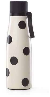 Kate Spade All in Good Taste Deco Dot 16 oz. Stainless Steel Water Bottle